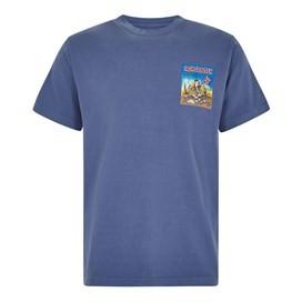 Iron Craydon Artist T-Shirt Blue Indigo