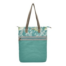 Sina Printed Shopper Viridis