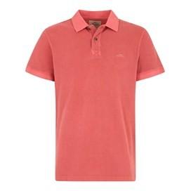 Lenny Pique Polo Shirt Baked Apple