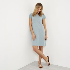 Talia Plain Jersey Dress Arona Marl
