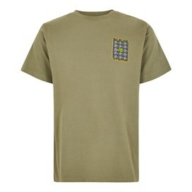 Just Different Artist T-Shirt Khaki Green