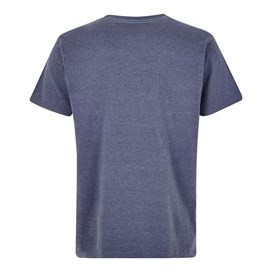 Trout Graphic T-Shirt Blue Indigo Marl