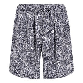 Sundance Printed Shorts Indigo