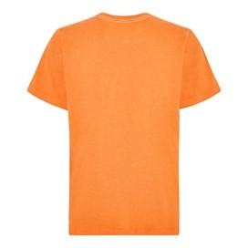 Riggers Branded Graphic T-Shirt Orange Peel
