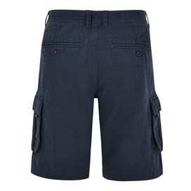 Brize Cotton Twill Cargo Shorts Dark Navy