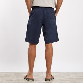 Murrisk Relaxed Casual Shorts Dark Navy