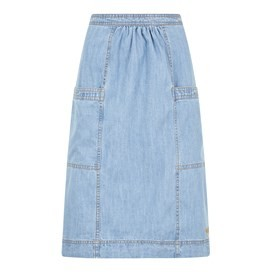 Bryony Denim Skirt Denim
