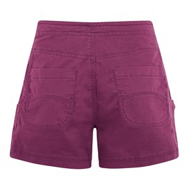 Willoughby Summer Shorts Purple Potion