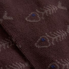 Boreal Jacquard Socks (3-Pack) Dark Gull Grey