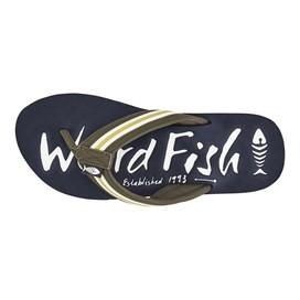Waterford Branded Flip Flop Dark Navy