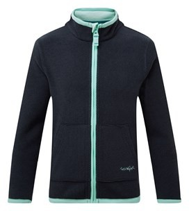 Tora Full Zip Fleece Dark Navy