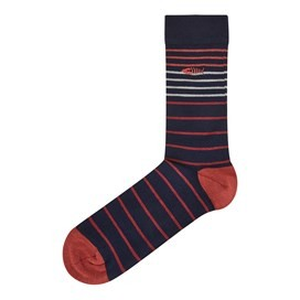 Erik Bamboo Socks Dark Navy