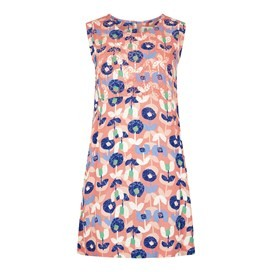 Sachi Printed Tunic Orchid Pink