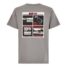 U Tuna Artist T-Shirt Steel Grey