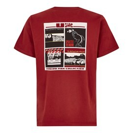 U Tuna Artist T-Shirt Dark Red