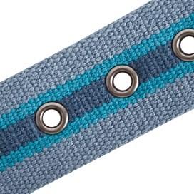 Celtis Striped Belt Cloud Blue