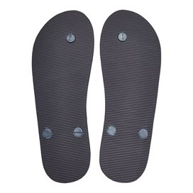 Everly  Branded Flip Flop Dark Navy
