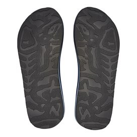 Salcombe Printed Flip Flop Midnight