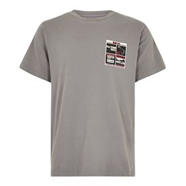 U Tuna Artist T-Shirt Steel Grey