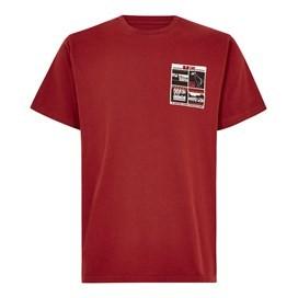 U Tuna Artist T-Shirt Dark Red