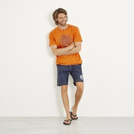 Origin Graphic T-Shirt Orange Peel