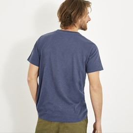 Origin Graphic T-Shirt Blue Indigo