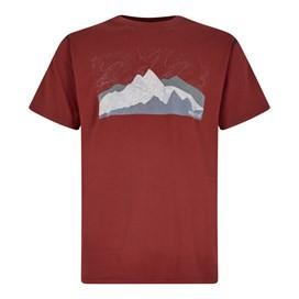Anim Bamboo T-Shirt Retro Red