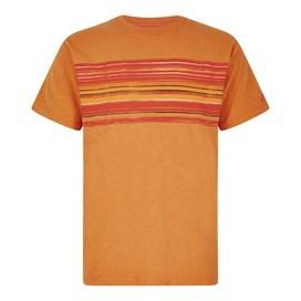 Bisbee Dip Dyed T-Shirt Orange Peel