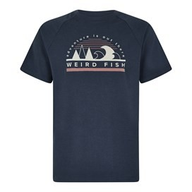 Ram Bamboo T-Shirt Dark Navy