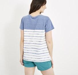 Paros Pocket T-Shirt Ultramarine