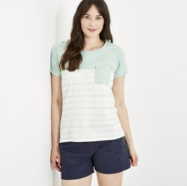Paros Pocket T-Shirt Honeydew
