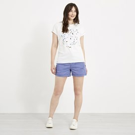 Willoughby Summer Shorts Cornflower