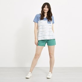Willoughby Summer Shorts Viridis
