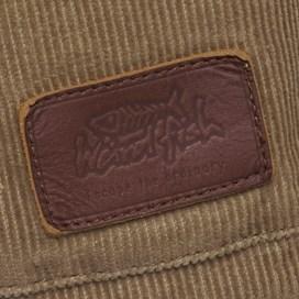 Rural Retreat Hooded Cord Jacket Khaki