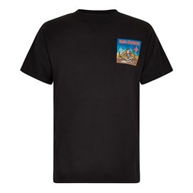 Iron Craydon Artist T-Shirt Black