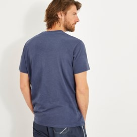 Surfer Graphic T-Shirt Blue Indigo