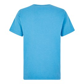 Fished Branded T-Shirt Copen Blue Marl