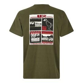 U Tuna Artist T-Shirt Dark Olive