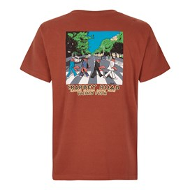 Crabbey Road Artist T-Shirt Henna