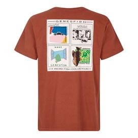Genefish Artist T-Shirt Henna