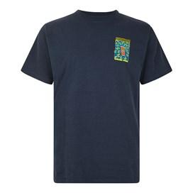 Beeranhas Artist T-Shirt Navy