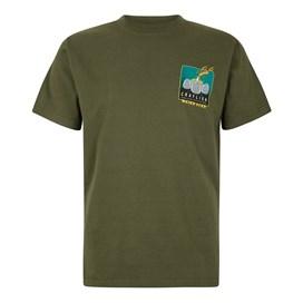 Craylien Artist T-Shirt Dark Olive