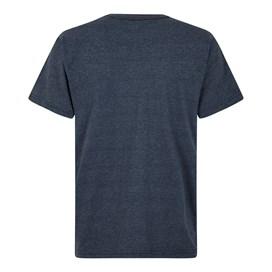 Happy Days Branded T-Shirt Navy Marl