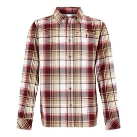 Sedona Herringbone Check Shirt Malaga