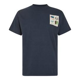 Genefish Artist T-Shirt Navy