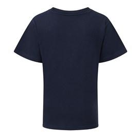 Beware Bears Artist T-Shirt Dark Navy