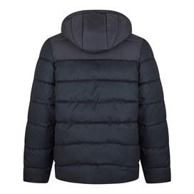 Laurent 2-Tone Puffa Jacket Navy