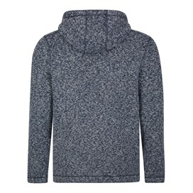 Leckie Plain Bonded Fleece Jacket Grey