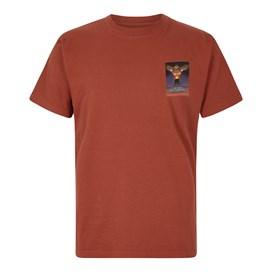 Crow Encounters Artist T-Shirt Henna
