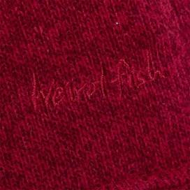Vogel 1/4 Zip Soft Knit Fleece Rouge